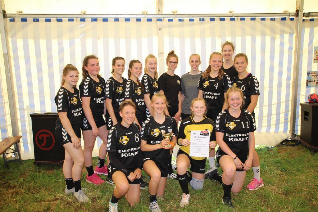 go Fitness-HandballJugendCup – TSV 1899 Griedel e V